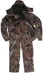 Костюм демисезонный с брюками «Зимний пора»